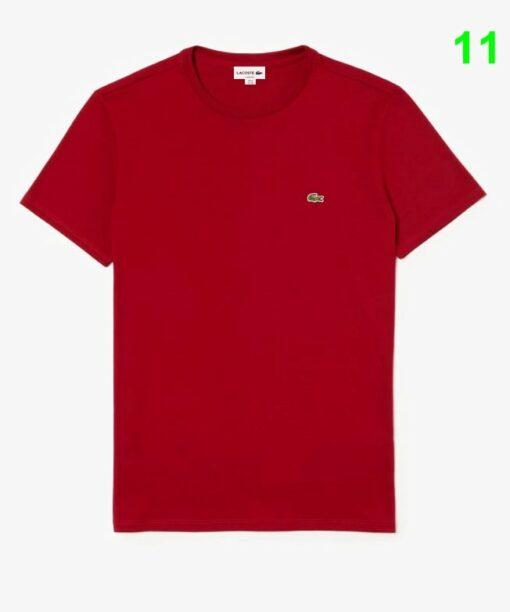 11c min 1 510x612 - Lacoste Premium 3 T-Shirt Pack