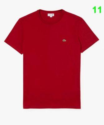 11c min 334x400 - Lacoste Premium 3 T-Shirt Pack