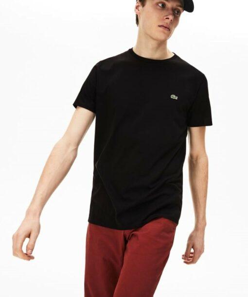 1a min 510x612 - Lacoste Premium 3 T-Shirt Pack