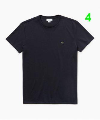 4c min 333x400 - Lacoste Premium 3 T-Shirt Pack