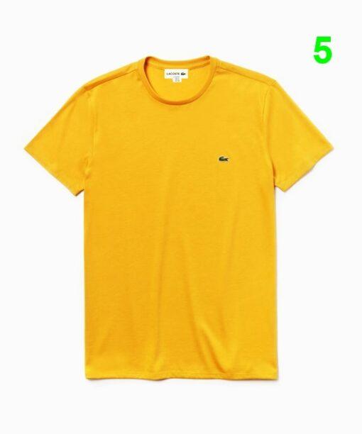 5c min 1 510x612 - Lacoste Premium 3 T-Shirt Pack