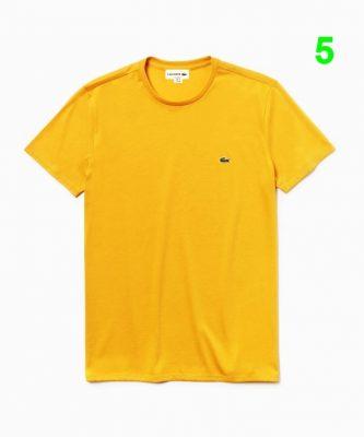5c min 333x400 - Lacoste Premium 3 T-Shirt Pack