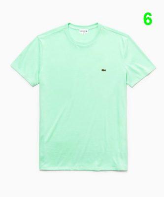 6c min 333x400 - Lacoste Premium 3 T-Shirt Pack