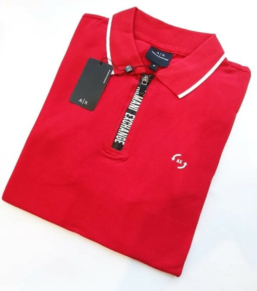 71403500 403265523919879 7162939627823693824 n min 510x578 - Armani Exchange Zip 2 Polo Pack