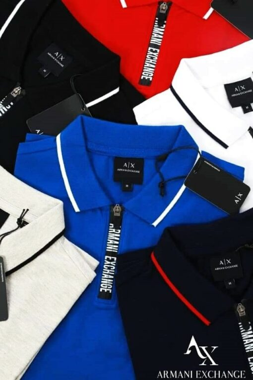 73092795 766868640419822 6725561500091547648 n min 510x765 - Armani Exchange Zip 2 Polo Pack