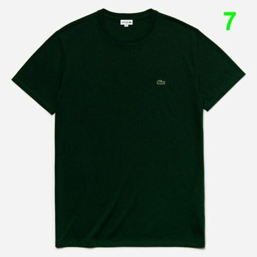 7c min 1 510x510 - Lacoste Premium 3 T-Shirt Pack