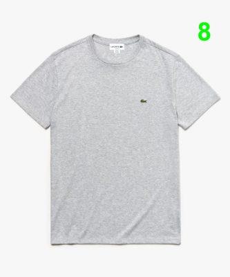 8c min 333x400 - Lacoste Premium 3 T-Shirt Pack