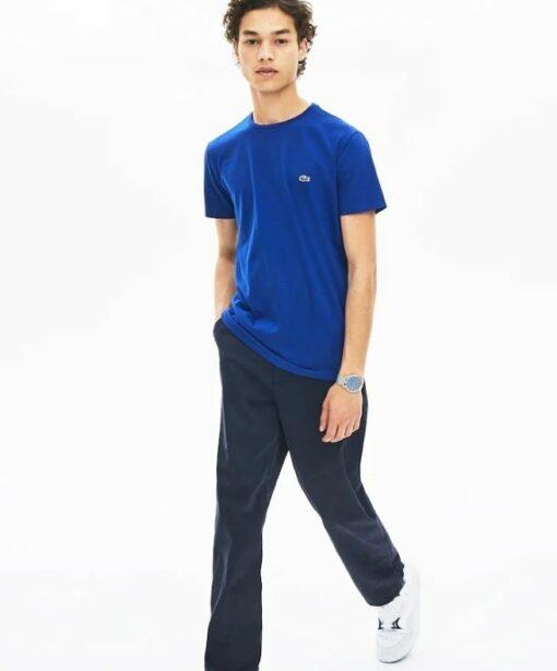 9a min 510x615 - Lacoste Premium 3 T-Shirt Pack