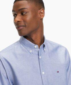 3b min 247x296 - Tommy Hilfiger Premium Oxford Shirt