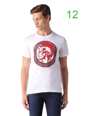V0AtUWod4g min 510x680 1 300x400 - Diesel Hate Couture 2 T-Shirt Pack