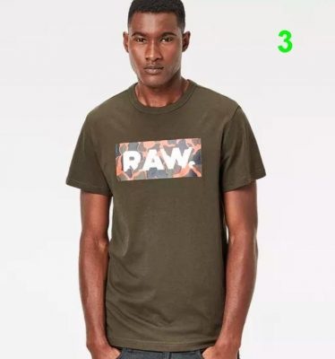 products 2 bf314941 ae36 43a6 a132 7332cf3fa42a 1 374x400 - G-Star Raw X25 Summer Collection 2 T-Shirt Pack