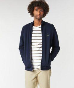 16026910 500 B min 247x296 - Lacoste Classic Hi Neck Zipper Jacket