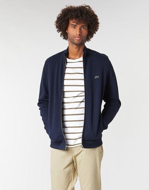 16026910 500 B min - Lacoste Classic Hi Neck Zipper Jacket
