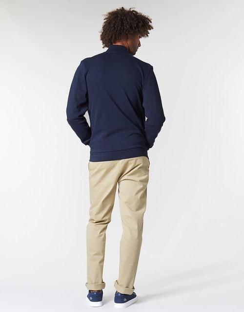 16026910 500 D min - Lacoste Classic Hi Neck Zipper Jacket