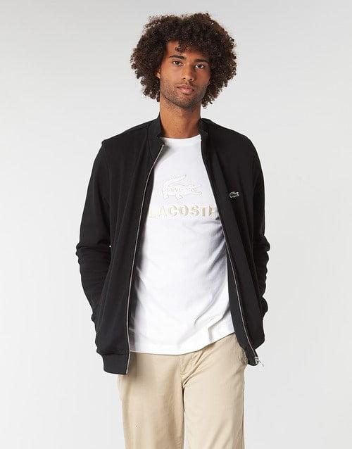 16026914 500 B min - Lacoste Classic Hi Neck Zipper Jacket