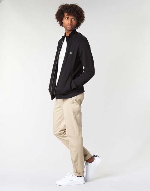 16026914 500 C min - Lacoste Classic Hi Neck Zipper Jacket